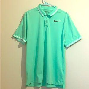 Men's Nike Dri-Fit Golf Shirt Large